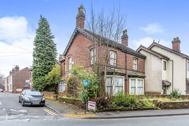 Thumbnail Semi-detached house for sale in Trentham Road, Longton, Stoke-On-Trent