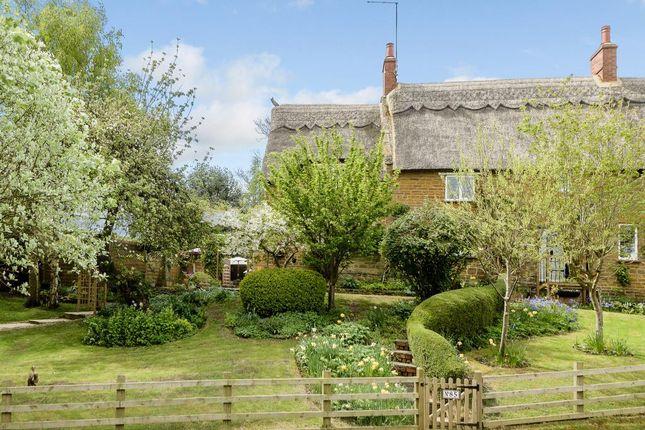 Thumbnail Cottage for sale in Upper Harlestone, Northampton