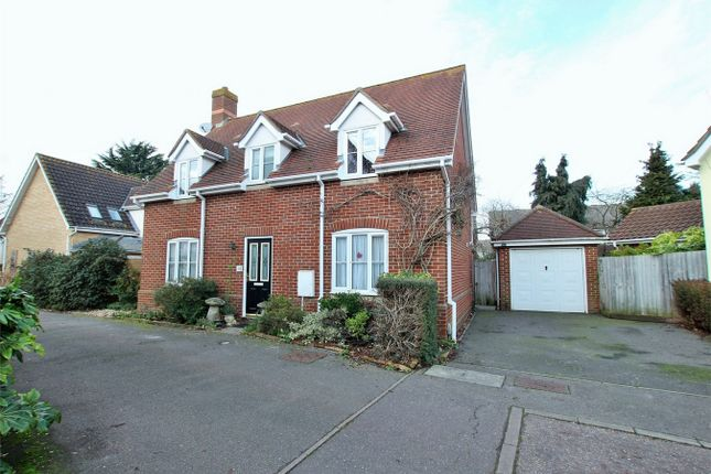 Thumbnail Detached house for sale in Barn Fields, Stanway, Colchester, Essex