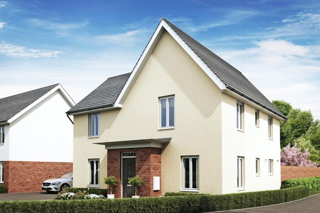 "Thumbnail Detached house for sale in ""Lincoln"" at Godwell Lane, Ivybridge"