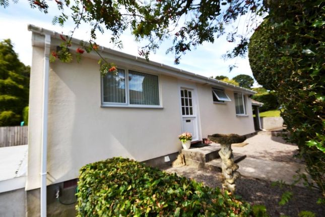 3 bed detached bungalow for sale in Nicholas Meadow, Higher Metherell, Callington, Cornwall