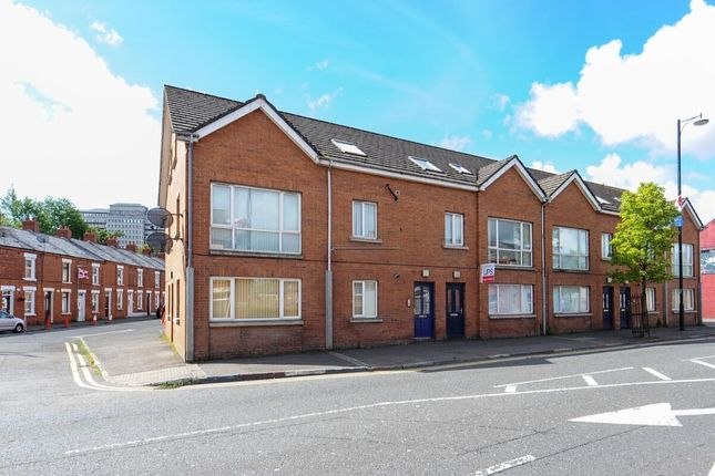 Thumbnail Flat for sale in Donegall Road, Belfast
