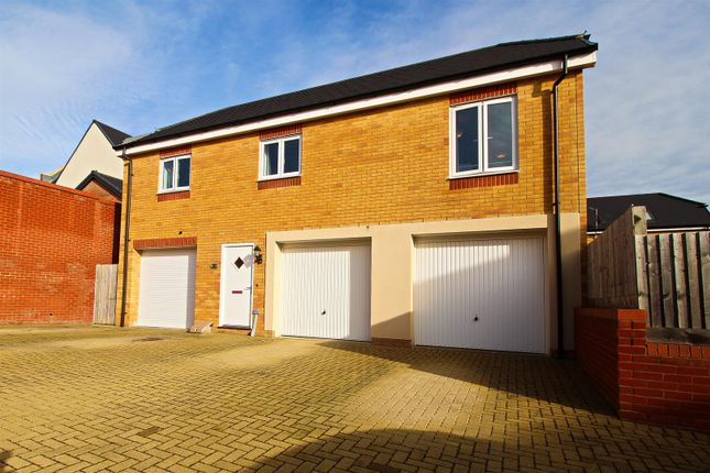 Thumbnail Detached house for sale in Nuffield Way, Basingstoke