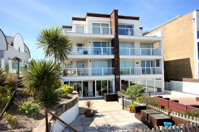 Thumbnail Flat for sale in Bay Harbour View, 83 Banks Road, Poole