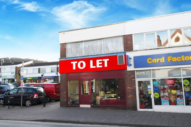 Thumbnail Retail premises to let in Unit 38, Eddisbury Square Shopping Centre, Frodsham