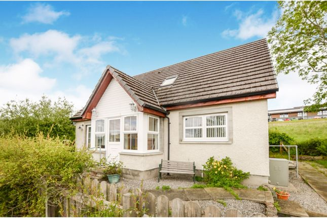 Thumbnail Detached bungalow for sale in Dornoch Road, Ardgay