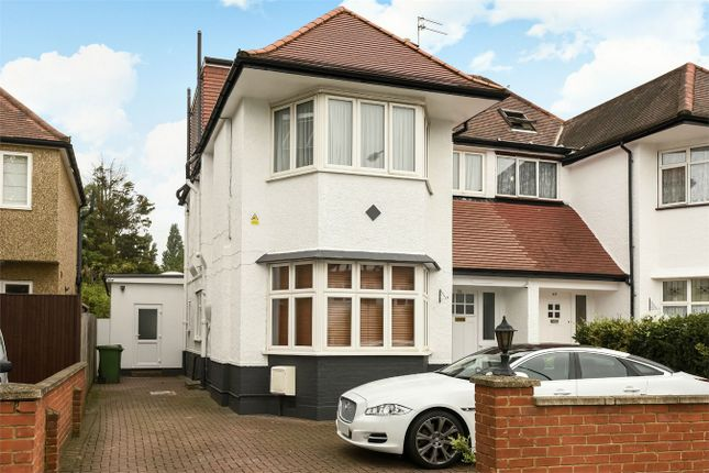 Thumbnail Semi-detached house for sale in Mount Pleasant Road, Kensal Rise, London