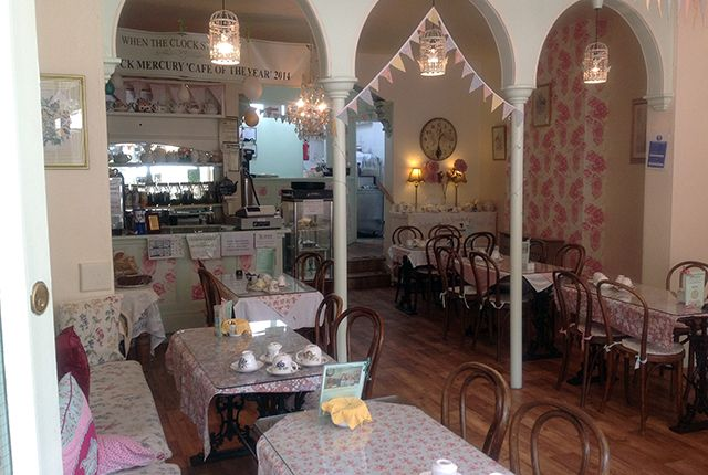 Thumbnail Restaurant/cafe for sale in North Parade, Matlock Bath