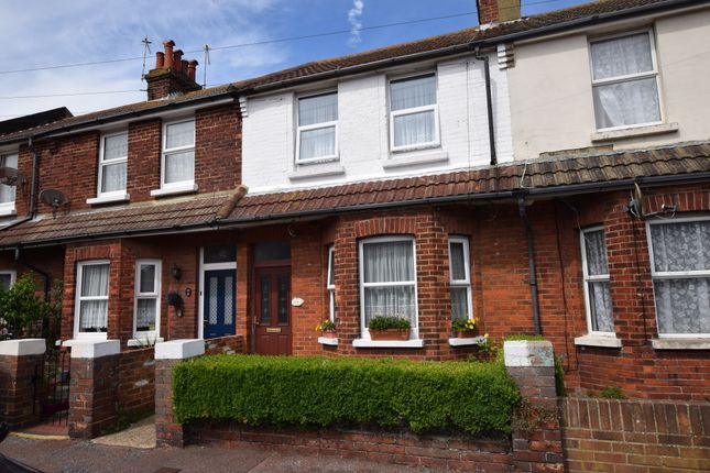 2 bed terraced house for sale in Winchelsea Road, Eastbourne