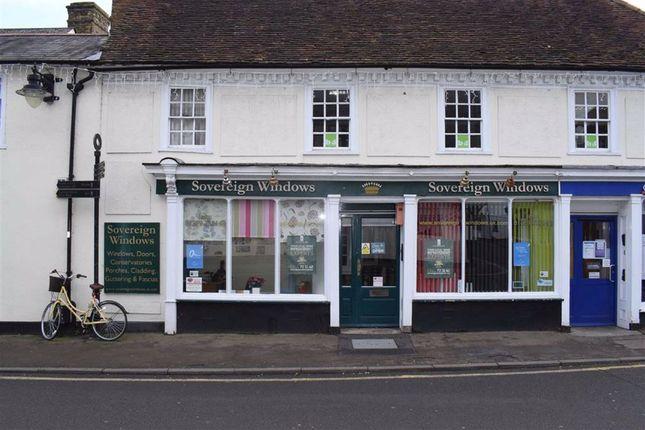 Thumbnail Retail premises to let in Knight Street, Sawbridgeworth, Herts