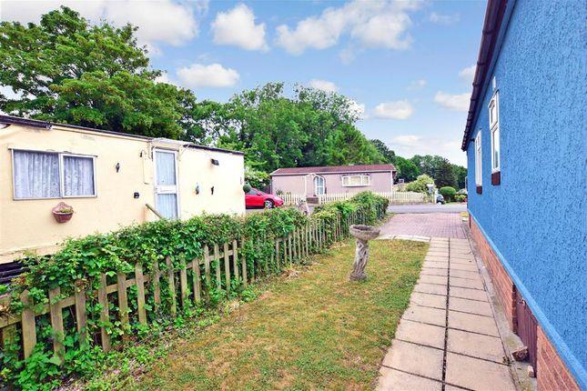 Side Garden of Damson Drive, Hoo, Rochester, Kent ME3