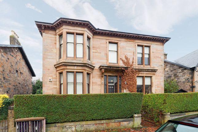 Thumbnail Detached house for sale in Craigpark Terrace, Dennistoun