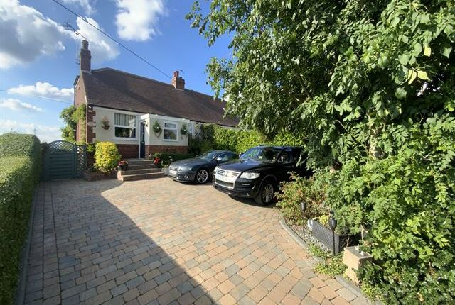 2 bed semi-detached bungalow for sale in Aughton Road, Swallownest, Sheffield S26