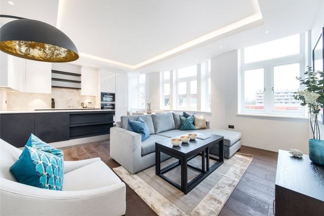 3 bed flat to rent in Dover House, 170 Westminster Bridge Road, Waterloo, London SE1