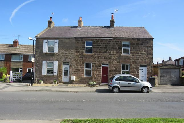 Thumbnail Terraced house to rent in Knox Lane, Harrogate