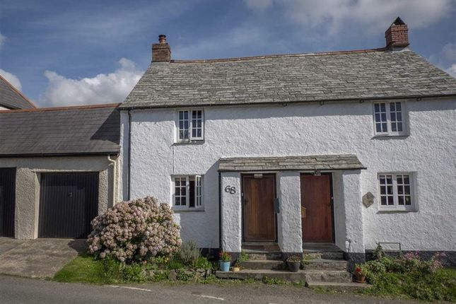 Thumbnail Semi-detached house for sale in Stibb Cottages, Near Kilkhampton, Bude, Cornwall