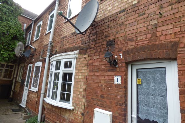 Thumbnail Terraced house to rent in Old Bedford Rd, Luton