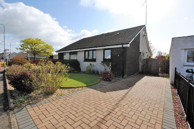 Thumbnail Semi-detached bungalow for sale in Deveron Road, Troon, South Ayrshire