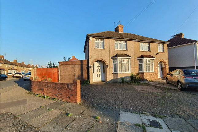 Semi-detached house to rent in Princess Park Lane, Hayes, Middlesex
