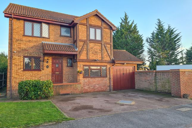Thumbnail Detached house for sale in Sarsby Drive, Staines