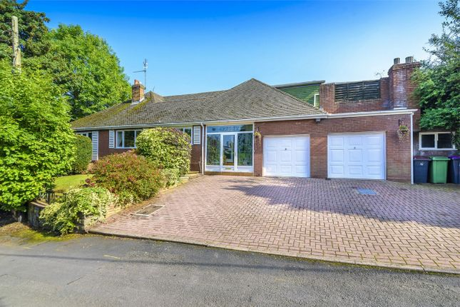 Thumbnail Detached bungalow for sale in Syroan, Quarry Lane, Red Lake, Shropshire