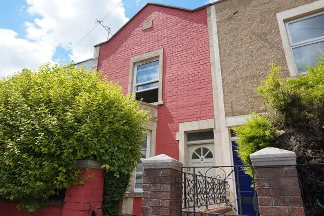 Thumbnail Terraced house to rent in Arnos Street, Totterdown, Bristol