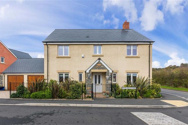 Thumbnail Detached house for sale in Clos Melin Coed, Little Mill, Monmouthshire