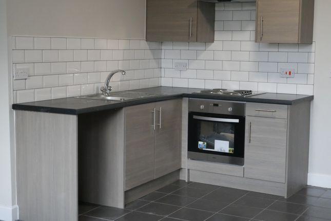 Thumbnail Flat to rent in Bridge Street, Swinton, Mexborough