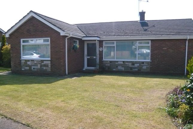 Thumbnail Detached bungalow for sale in Woodland Road, Hellesdon, Norwich