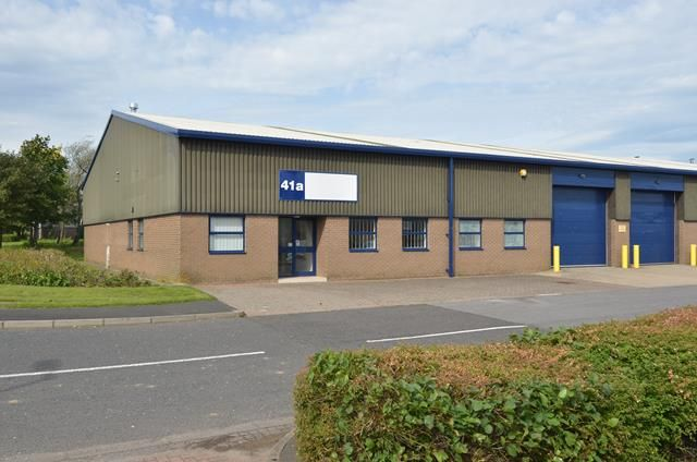 Thumbnail Light industrial to let in Unit 41B, Number One Industrial Estate, Consett, Durham