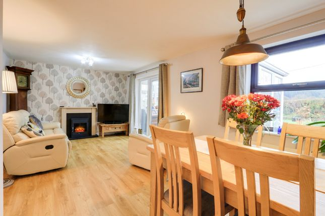 Living Area of Flowers Meadow, Liverton, Newton Abbot TQ12