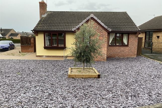 Detached bungalow for sale in Old Mill Crescent, Newark, Nottinghamshire.