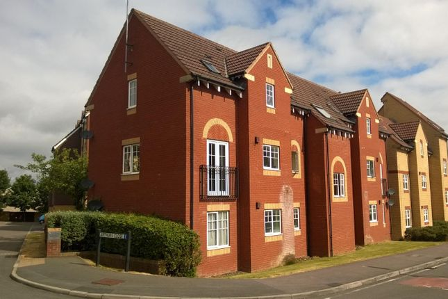 Thumbnail Flat to rent in Arthurs Close, Emersons Green, Bristol