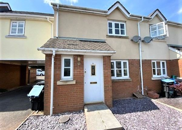 3 bed terraced house to rent in Lakeside Close, Brynmawr, Ebbw Vale NP23