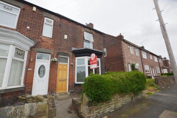 Thumbnail Terraced house to rent in Dovercourt Road, Norfolk Park, Sheffield