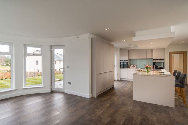 """4 bedroom detached house for sale in """"Gordon"""" at Crathes, Banchory"""