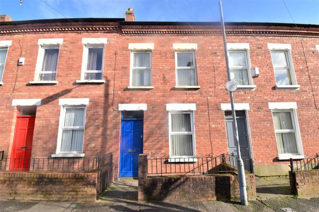 Thumbnail Terraced house to rent in Palestine Street, Belfast