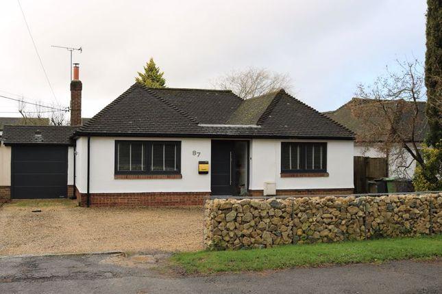Thumbnail Detached bungalow for sale in Extended Detached Bungalow, Four Double Bedrooms, Village Location