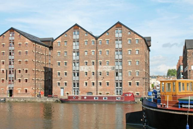Thumbnail Flat for sale in Double Reynolds Warehouse, Gloucester Docks, Gloucester