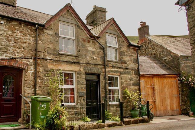 Thumbnail Terraced house for sale in Mallwyd, Machynlleth, Gwynedd