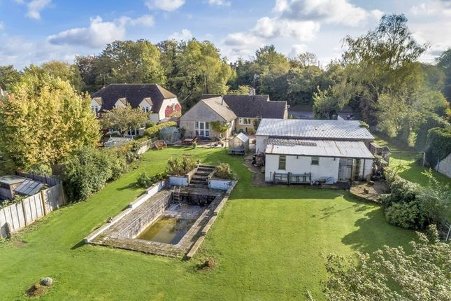 Thumbnail Detached bungalow for sale in Hill Farm Lane, Duns Tew, Bicester