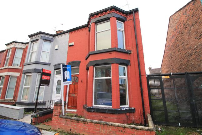 Thumbnail Detached house to rent in Chelsea Road, Bootle