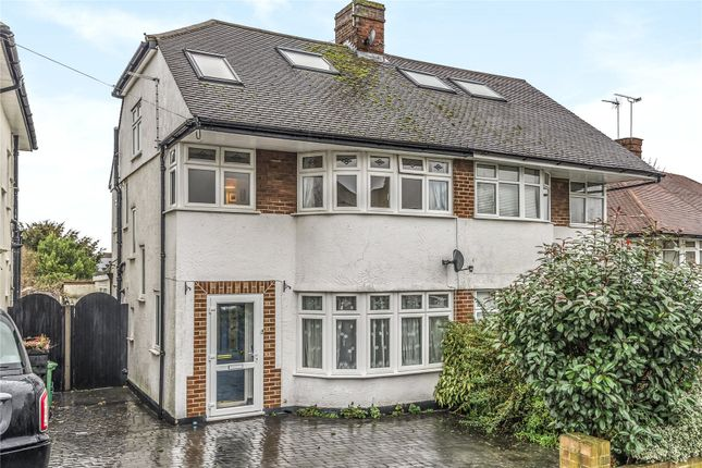 Semi-detached house for sale in South Drive, Orpington, Kent