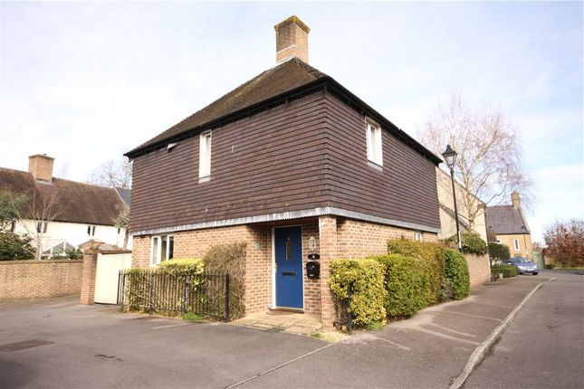 Thumbnail Detached house for sale in Lower School Lane, Blandford St. Mary, Blandford Forum, Dorset