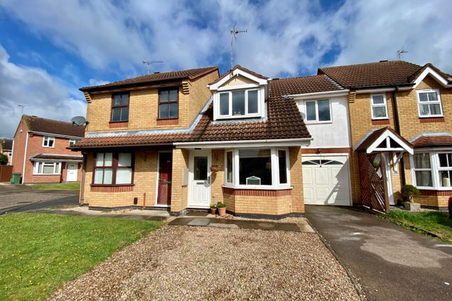 3 bed terraced house for sale in Acacia Close, Leicester Forest East, Leicester LE3