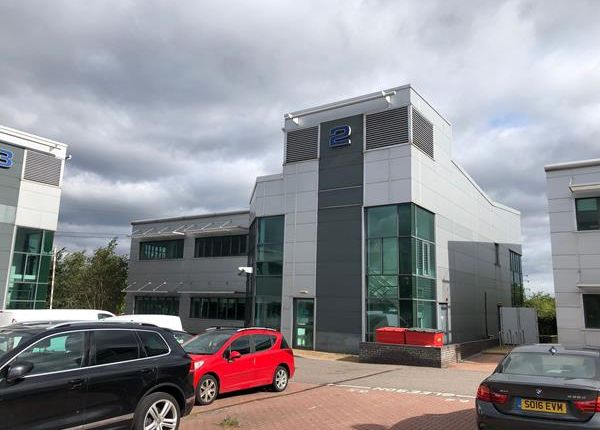 Thumbnail Office to let in 2 Europa Court, Sheffield Business Park, Europa Court, Sheffield