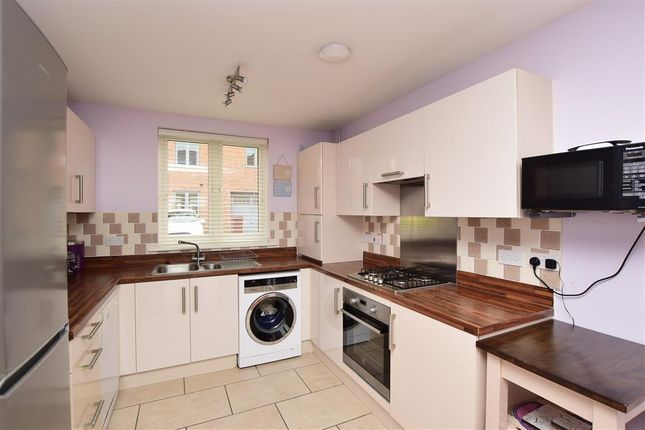 Thumbnail Terraced house for sale in Chatham Reach, Amherst Hill, Gillingham, Kent
