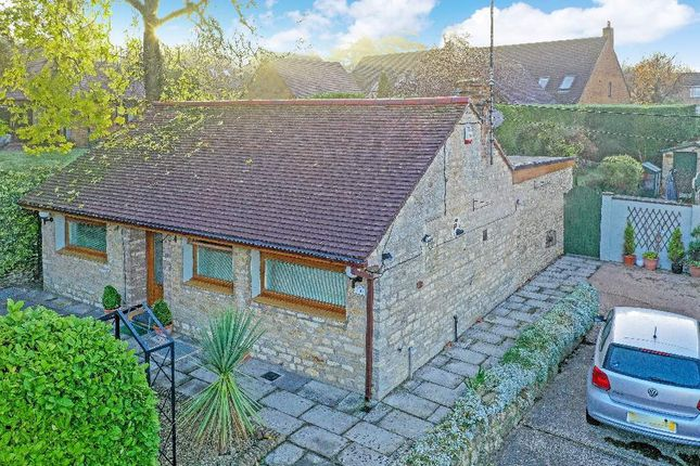 Thumbnail Detached bungalow for sale in Duck End, Wollaston, Northamptonshire