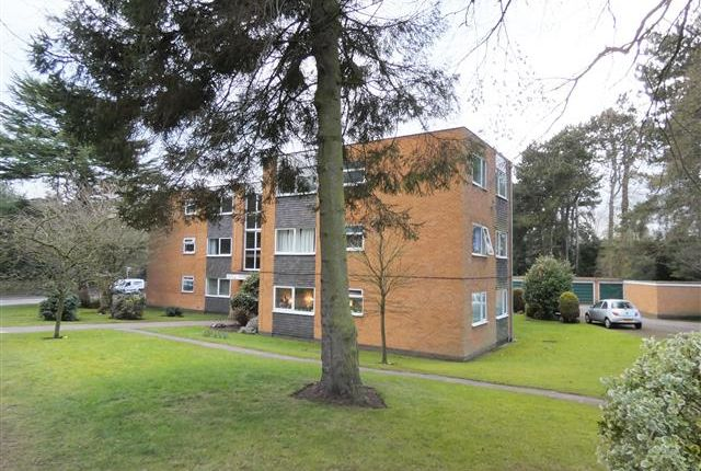 Thumbnail Flat for sale in Crown Court, Crown Lane, Four Oaks, Sutton Coldfield