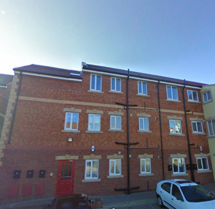 Thumbnail Flat for sale in Cambridge Court, Bishop Auckland, Durham